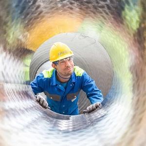AMAG-Walzwerk Arbeiter